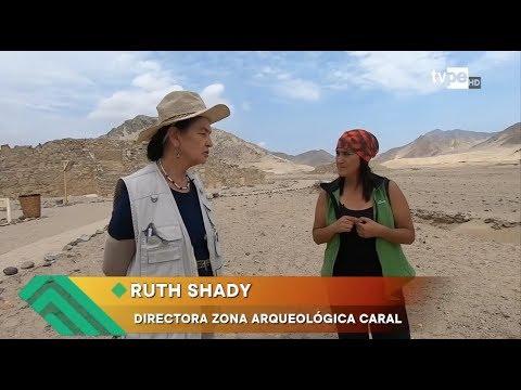 Civilización Caral: desarrollo de la pesca en Perú
