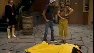 CHESPIRITO: El Chavo del Ocho: La Muerte Del Señor Barriga.