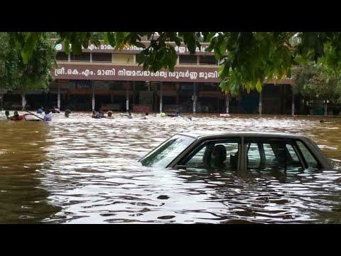 Pala Kottayam Flood വെള്ളപൊക്കം July 2018