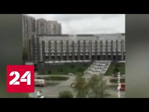 Пожар в больнице в Санкт-Петербурге: погибли 5 человек - Россия 24