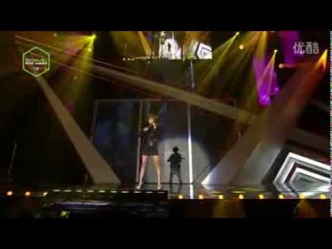Son Sue Kyung Special Performance Melon Music Awards 2013