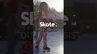 Skate at DiscOasis ✨🌴