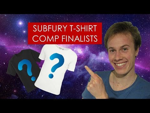 Download Youtube: Subfury Art Competition FINALISTS - Vote for your favourite design!