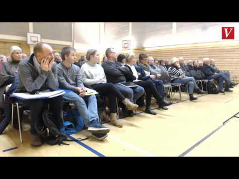 Folkemøte kommunereform 26. januar 2016