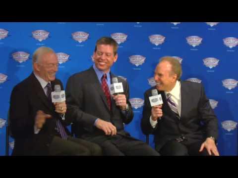 Staubach's First Super Bowl Memory