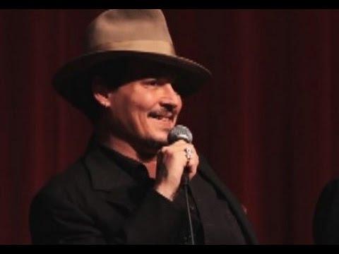 "Johnny Depp- ""Fuck Peter Sarsgaard"""