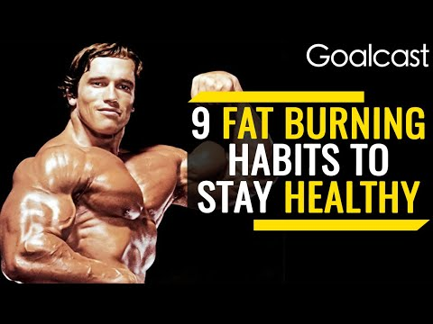 9 Daily Habits to Blast Belly Fat for Good | Goalcast