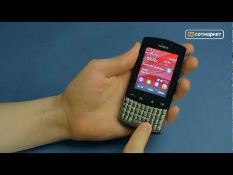 Видео обзор Nokia Asha 303 от Сотмаркета
