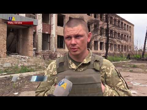 Ukrainian Officer from Crimea Defends Ukraine in Donbas Against All Odds