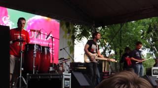НедРа - фестиваль живой музыки Троица - всё живое 2015 г.Электроугли