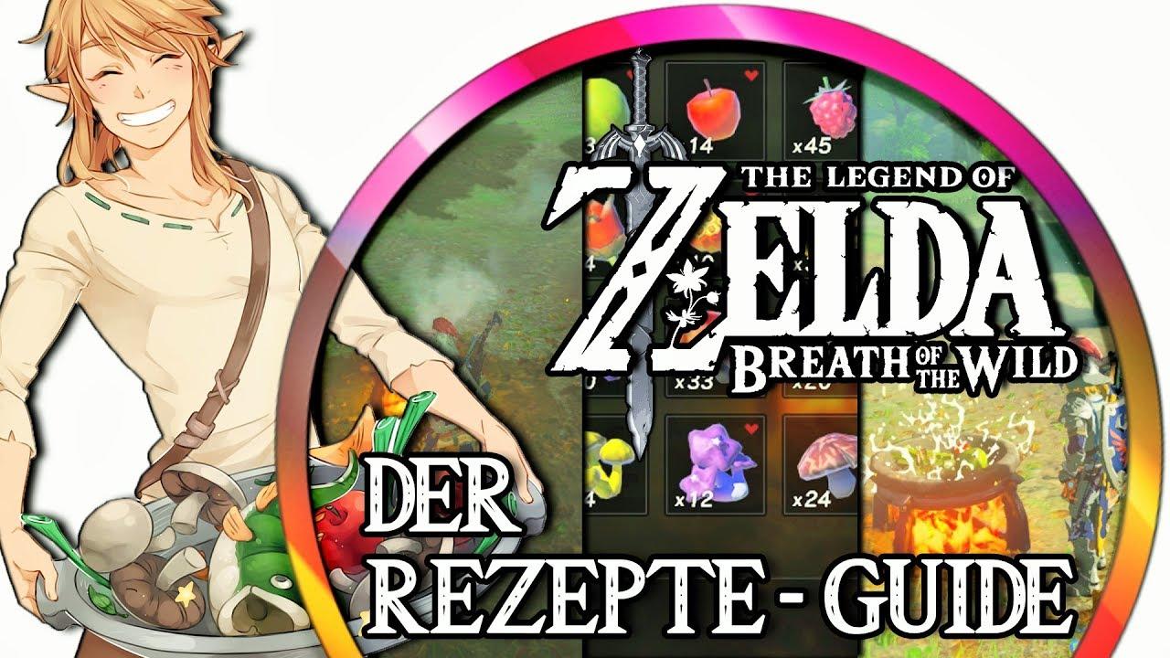 Breath Of The Wild Rezepte