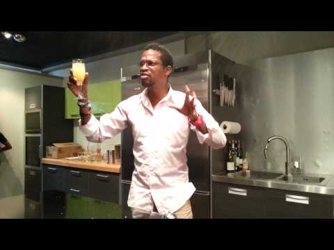 Uncle Jack Warner Visits Fanatic Kitchen Studio