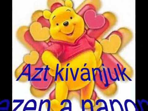 születésnapi köszöntő ikreknek Szabó Ikrek 2. szülinapja   YouTube születésnapi köszöntő ikreknek