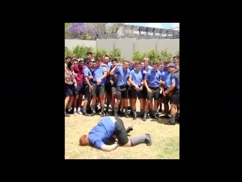 kid does backflip in front of whole school, goes very bad