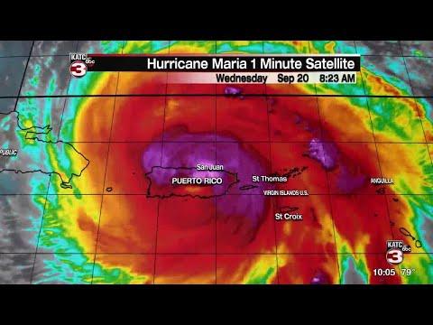 A review of the 2017 Atlantic hurricane season