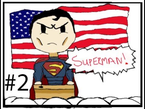 Benimations Speed Drawings #2  Superman