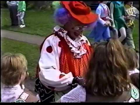 Wizard of Oz Festival. Chittenango, New York 1992