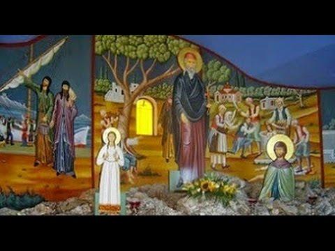 Ιερά Μονή Αγίου Ραφαήλ στο Άνω Σούλι Μαραθώνος
