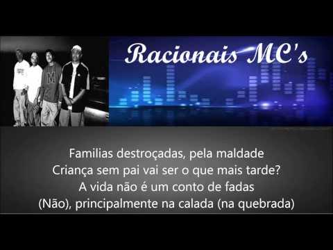 Racionais MC's - Expresso da Meia-Noite [LETRA]
