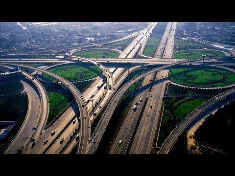 The World's Largest Highway Network,China