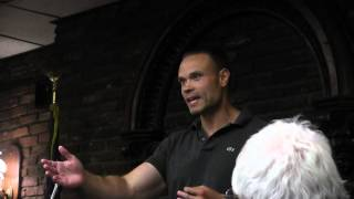 Inspiring Speech by US Senate Candidate Dan Bongino