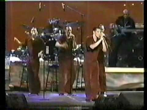 DeBarge Performing
