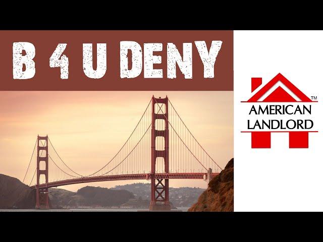 Using California Tenant Criminal Records | American Landlord