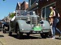 32e Elf Steden Oldtimer Rally 2017 vanuit Austin 8 Tourer 1939