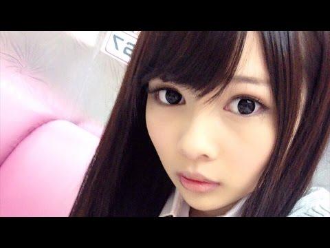 Японка с тремя видео тоже