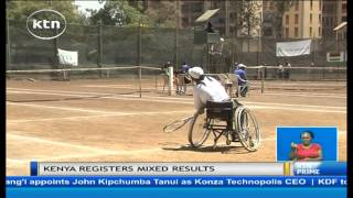 Kenya suffers first loss at ITF wheelchair tennis world cup qualifier