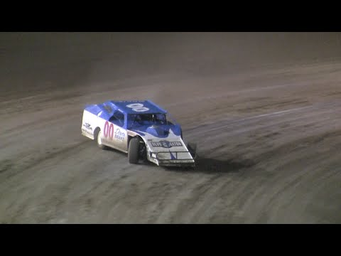 Open Wheel Modifieds - Volusia Speedway Park 8-20-16