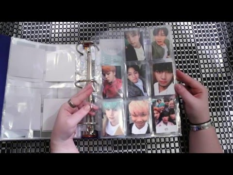 K-Pop Photocards Collection #1 (Jan. 2016)