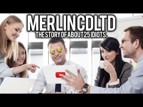 COD BO3: MERLIN CDLTD - THE STORY OF ABOUT 25 IDIOTS. #RANT