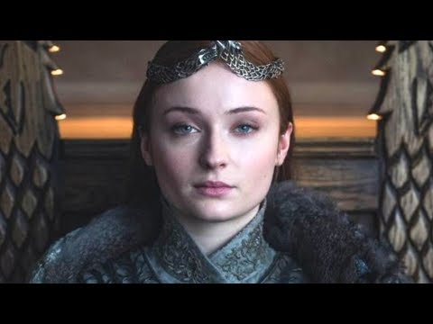 The Hidden Meanings Behind Sansa's Final Game Of Thrones Look