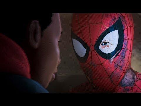 Смерть Человека-паука | Человек-паук: Через вселенные (2018)