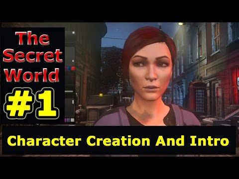 The Secret World #1 Character Creation and Intro