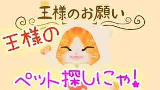 【子猫VTuber】素敵にゃペットを探しに行くにゃฅ(=›ω‹=)ฅ【王様のお願い】