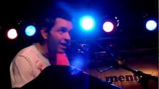Andy Grammer - You Should Know Better - Brighton Music Hall 2/11/12