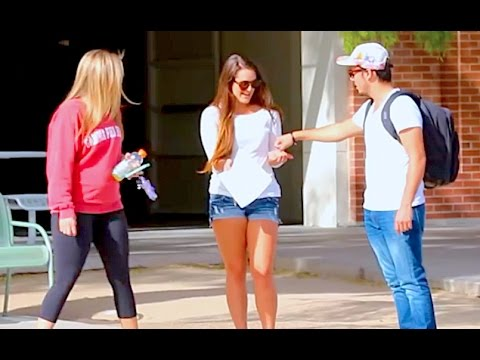 Can You Hold This For Me? (Holding Hands Prank)