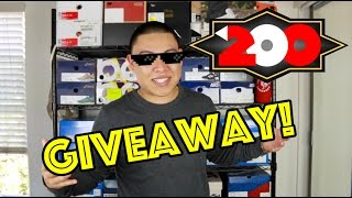 200,000 GIVEAWAY (20 WINNERS) + ANGELUS DISCOUNT CODE!