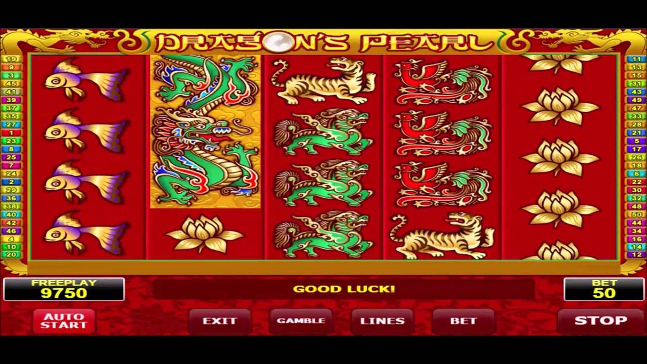 Slot Machine - Dragons Pearl