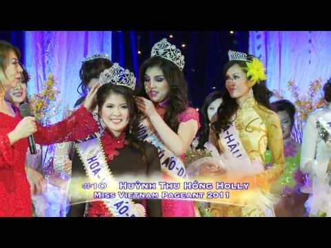 Miss Vietnam of Northern California 2011 - Hoa Hậu Áo Dài Bắc Cali 2011