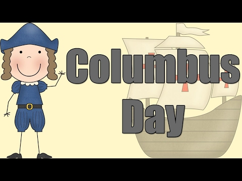 Columbus Day - Learning about Christopher Columbus