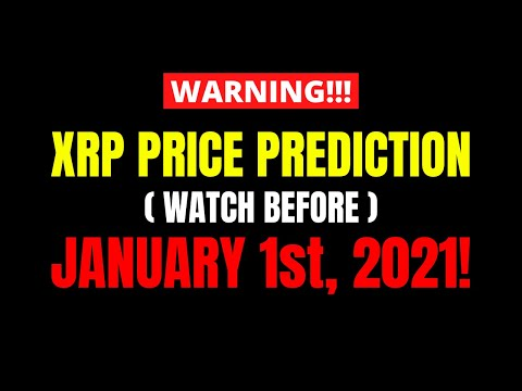 ripple-xrp-price-prediction!!!-get-ready-for-january-1st-2021!-gold-is-about-to-do-this…