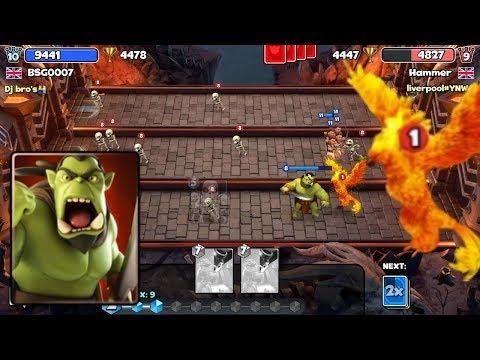 Castle Crush - Classic Battle, MATER 2# 334 - BSG
