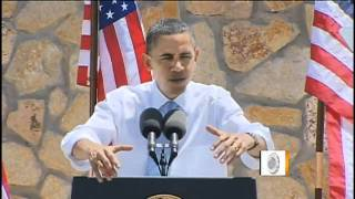 Obama tackles U.S.-Mexico border patrol
