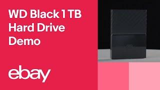 WD My Passport 1 TB Hard Drive - Black| eBay Top Products