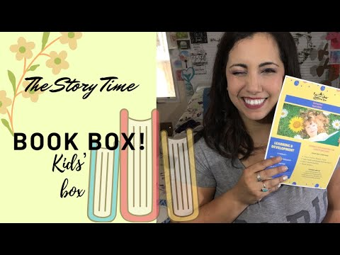 Subscription Boxes For Kids | The Story Time Book Box
