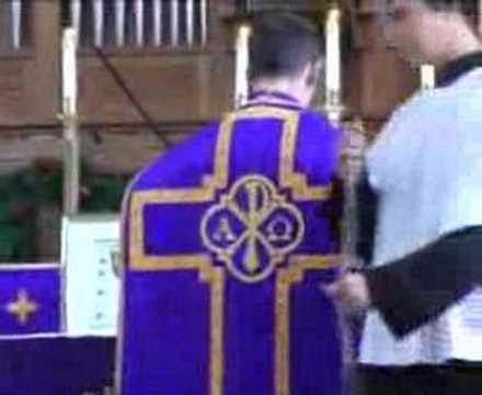 St Marthas Tridentine Latin Mass, FSSP