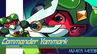 Mega Man X6 - Commander Yammark Cover - James Medina